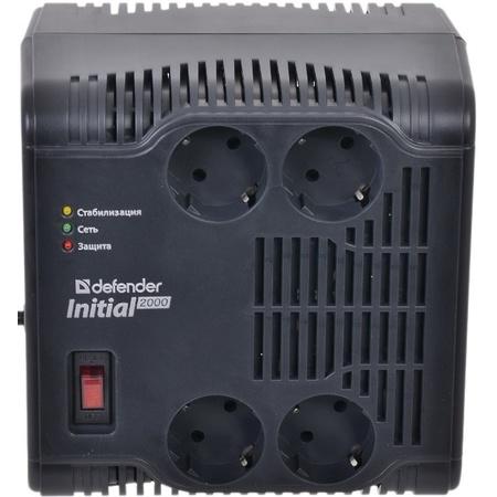 Defender AVR Initial 600VA - фото 4